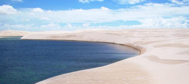 Parc national Lençois Maranhenses Brésil Voyage
