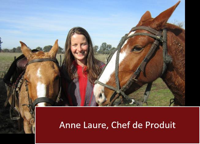 Tierra Latina - Anne Laure Chef de produit