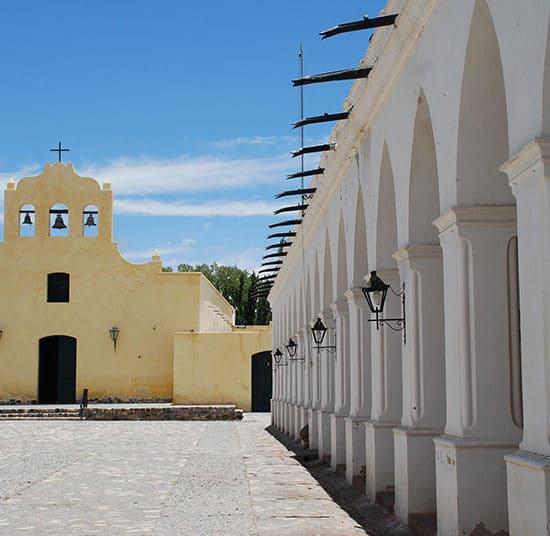 argentine cachi nord ouest argentin architecture coloniale église