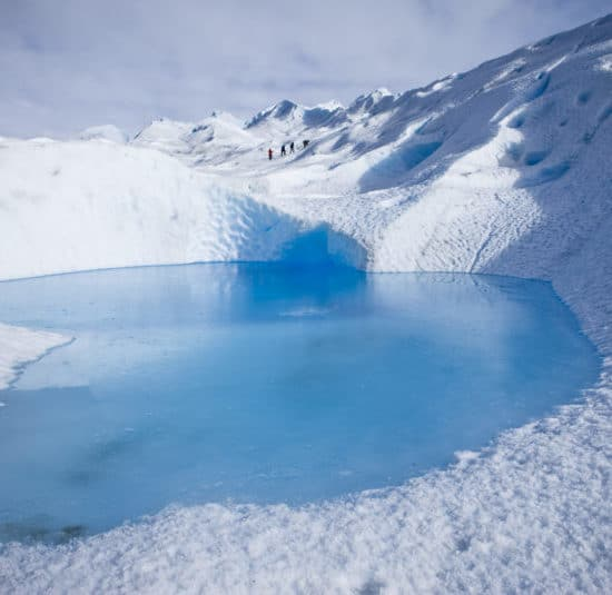 argentine trek trekking el calafate immersion dépaysement nature randonnée glaciers perito moreno