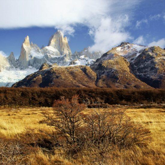 argentine terk trekking sendero laguna chalten fitz roy immersion dépaysement nature randonnée glaciers patagonie