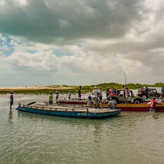 Bresil delta rio parnaiba nordeste
