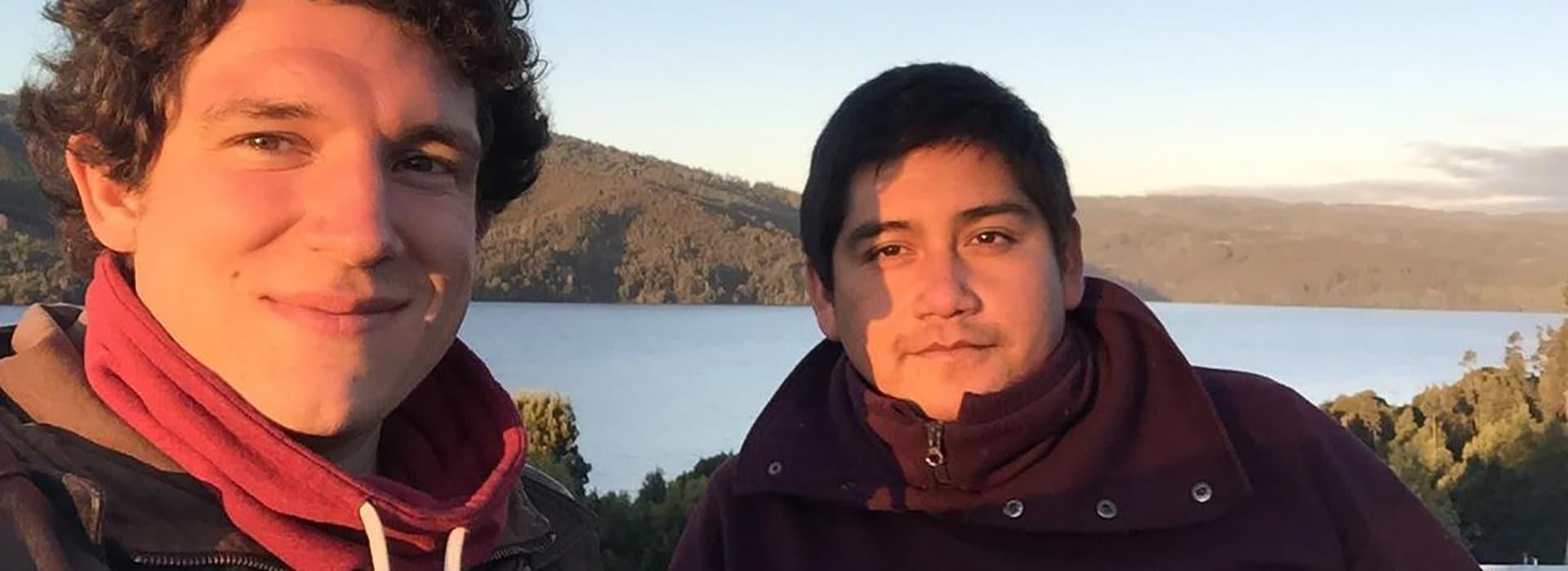hote mapuche au chili