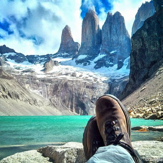 Chili torres del paine montagne patagonie trekking
