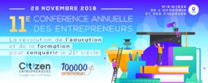 conférence annuelle des entrepreneurs