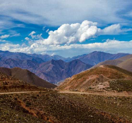argentine salta nord ouest argentin montagne excursion paysage nature randonnée trek trekking reliefs