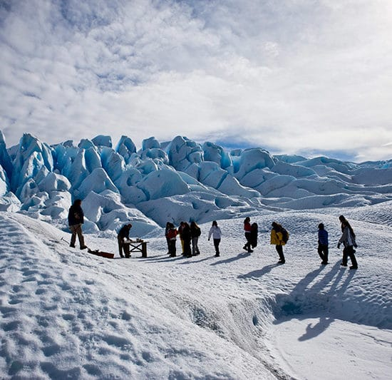 argentine el calafate patagonie glaciers trek trekking randonnée nature immersion guide