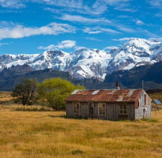 argentine estancia nibepo aike nature campagne montagne dépaysement balade parc des glaciers cachés patagonie escondidos