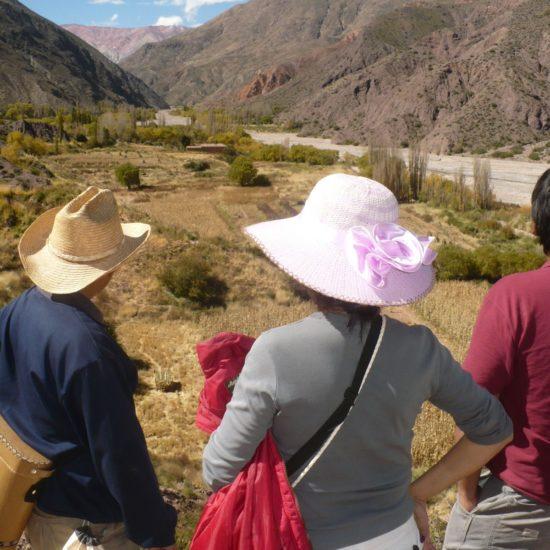argentine salta nord ouest argentin immersion habitants communauté ocumazo hornocal visite