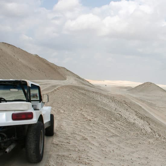 Jericoacoara Nordeste Bresil dune sable excursion