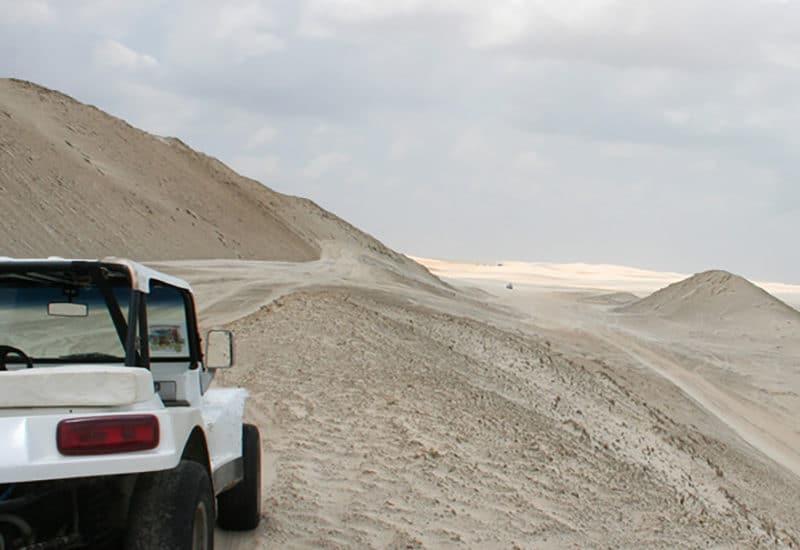 Jericoacoara Nordeste Bresil dune sable excursion
