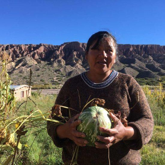 argentine nord ouest argentin quebrada humahuaca séjour chez habitant désert montagne immersion communauté andine pastèque