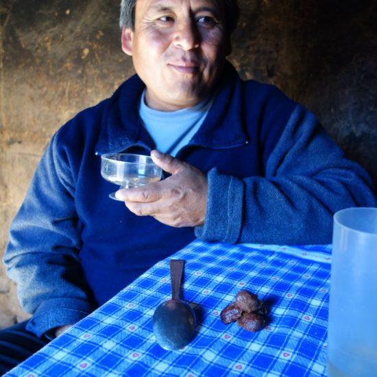 argentine gentil raul hôte chez l'habitant proximité expérience immersion humahuaca guide