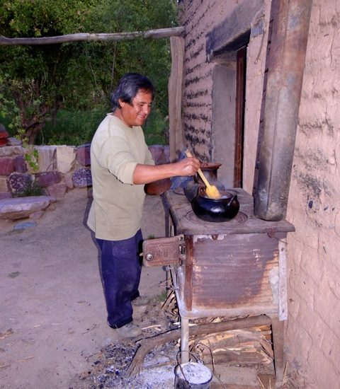 argentine salta nord ouest argentin habitant natifs communauté cuisine traditionnelle raul