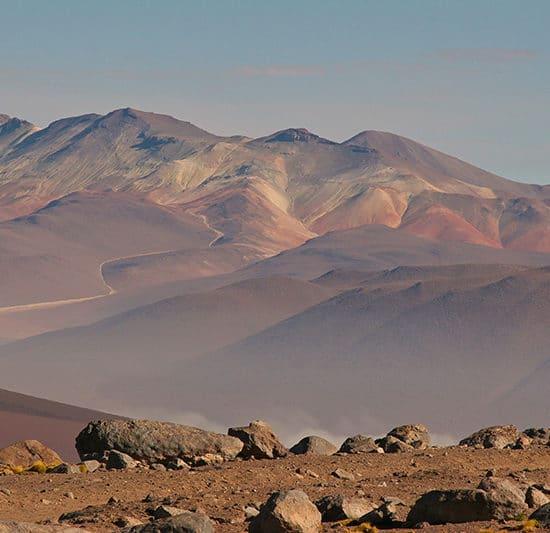 Chili désert atacama montagne altiplano
