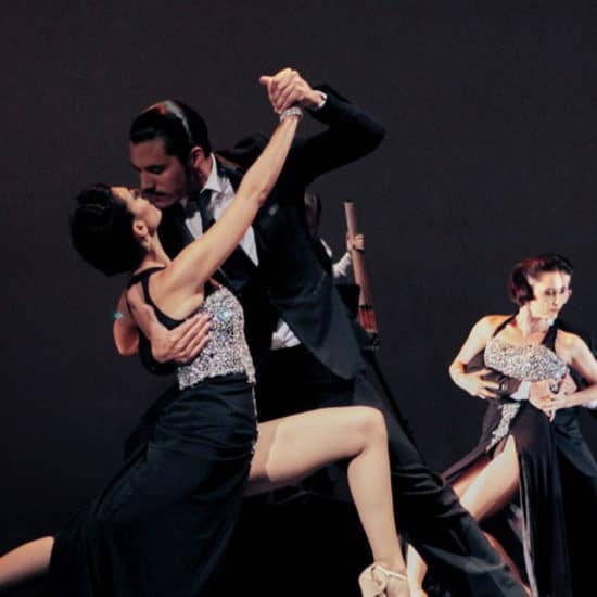 démonstration tango buenos aires argentine