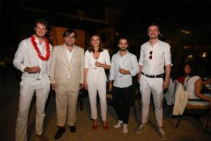 Forum des pionniers Buenos Aires equipe tierra latina