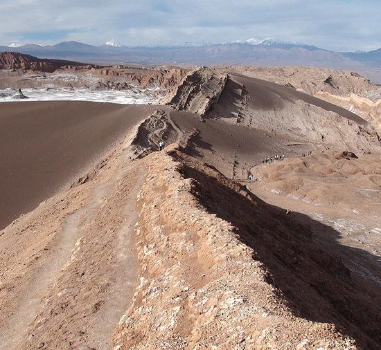Chili désert atacama montagne