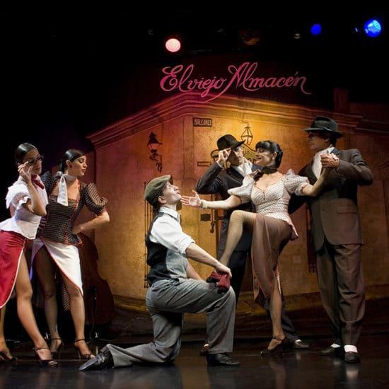 argentine buenos aires capitale stage show tango argentin cours particuliers viejo almacen danse culture locale patrimoine