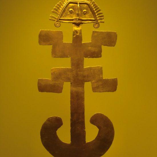 colombie musée de l'or art précolombien