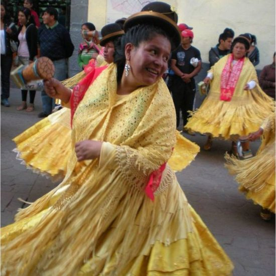 pérou cuzco danse tradition