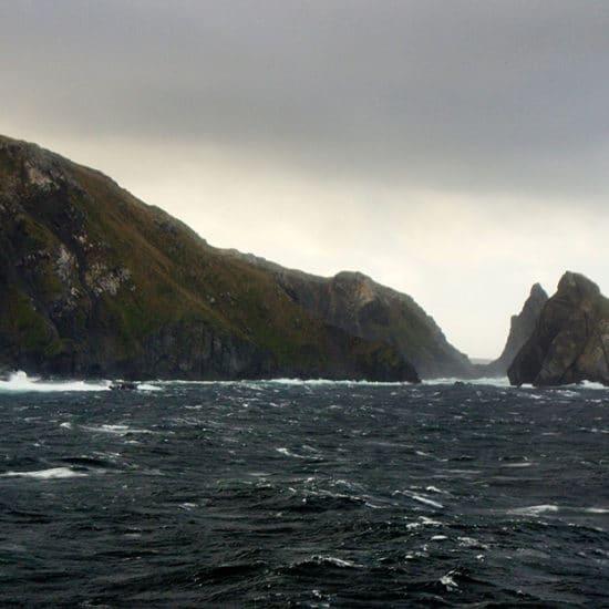 argentine chili bout du monde patagonie cap horn parc national terre de feu nature mer agitée hostile sauvage iles croisière