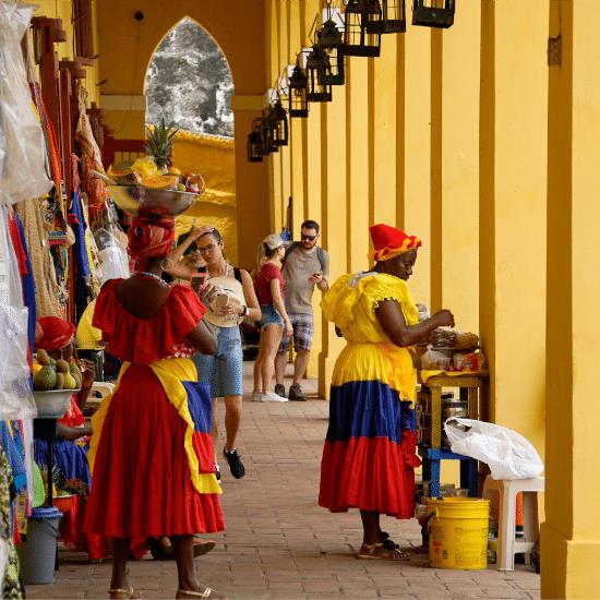 bogota candelaria tierra latina voyage colombie carthagène