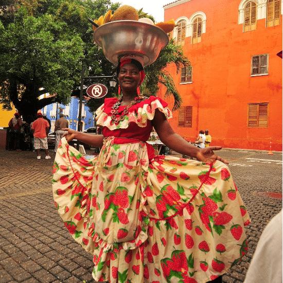 bogota candelaria tierra latina voyage colombie palenquera