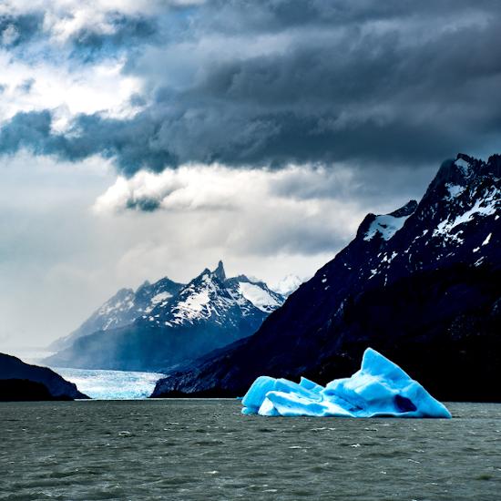 Patagonie Glacier Tierra latina voyage