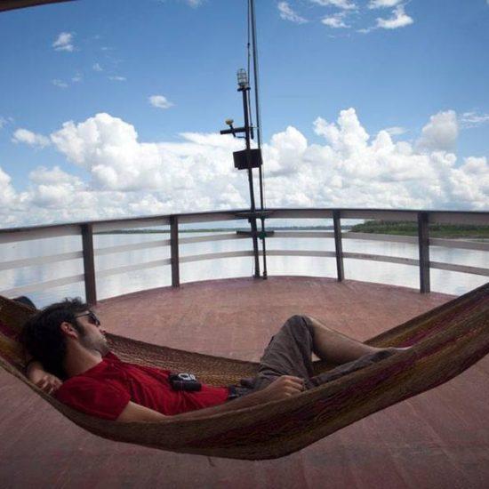 pérou iquitos bateau croisière amazone fleuve