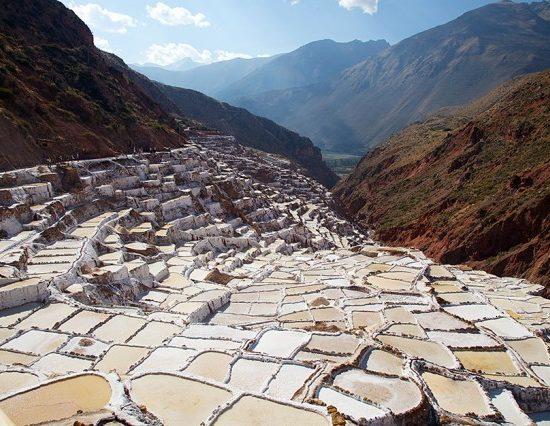 maras pérou vallée sacrée bassins salés