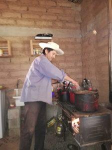 Argentine preparation repas locaux habitants