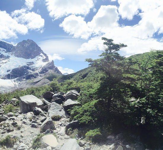 Chili torres del paine montagne patagonie trekking nature
