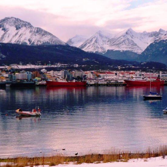 argentine patagonie parc national terre de feu nature ushuaia canal beagle immersion découverte lac montagne photo croisière bateaux