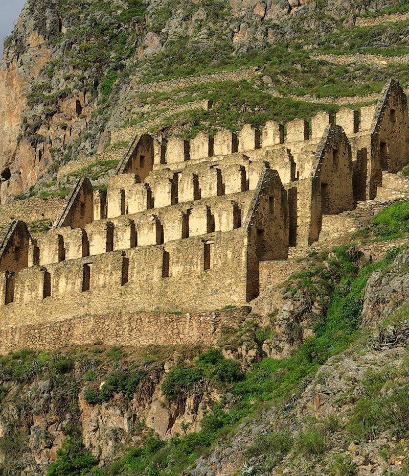 pérou vallée sacrée vestiges