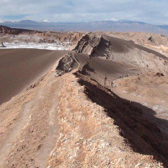 Chili désert atacama montagnes