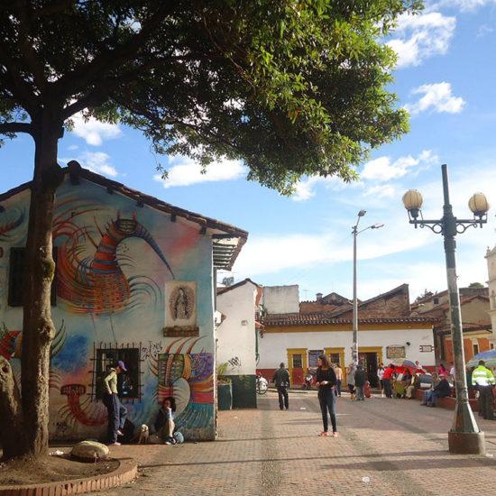 colombie bogota graffiti art de rue