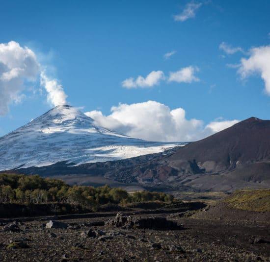 Chili patagonie montagne
