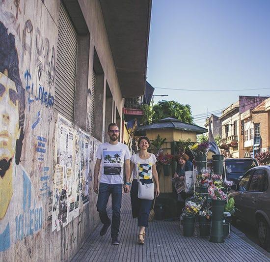argentine buenos aires irys souvenirs photo expérience unique photographe professionnel rue maradona marché fleurs