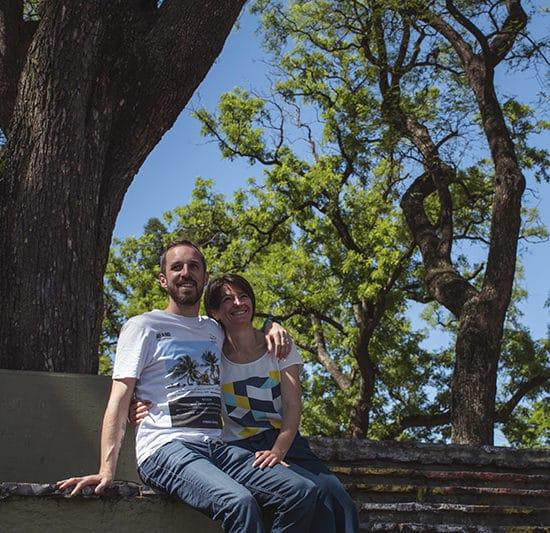 argentine buenos aires irys souvenirs photo expérience unique photographe professionnel parc boisé