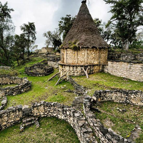 pérou chachapoyas ruines vestiges
