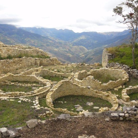 pérou chachapoyas vestiges archéologiques