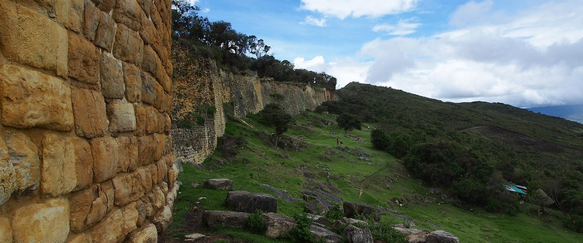 chachapoyas perou ruines vestiges