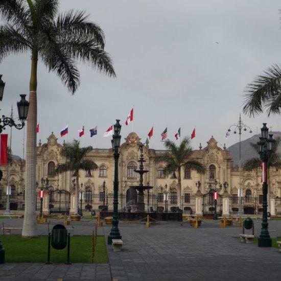 pérou lima centre historique