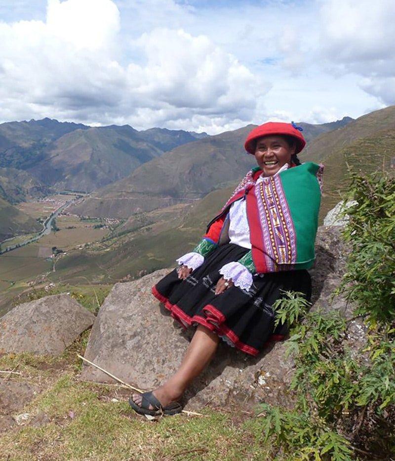 lamay Huayllafara vallée sacrée incas machu picchu habitants
