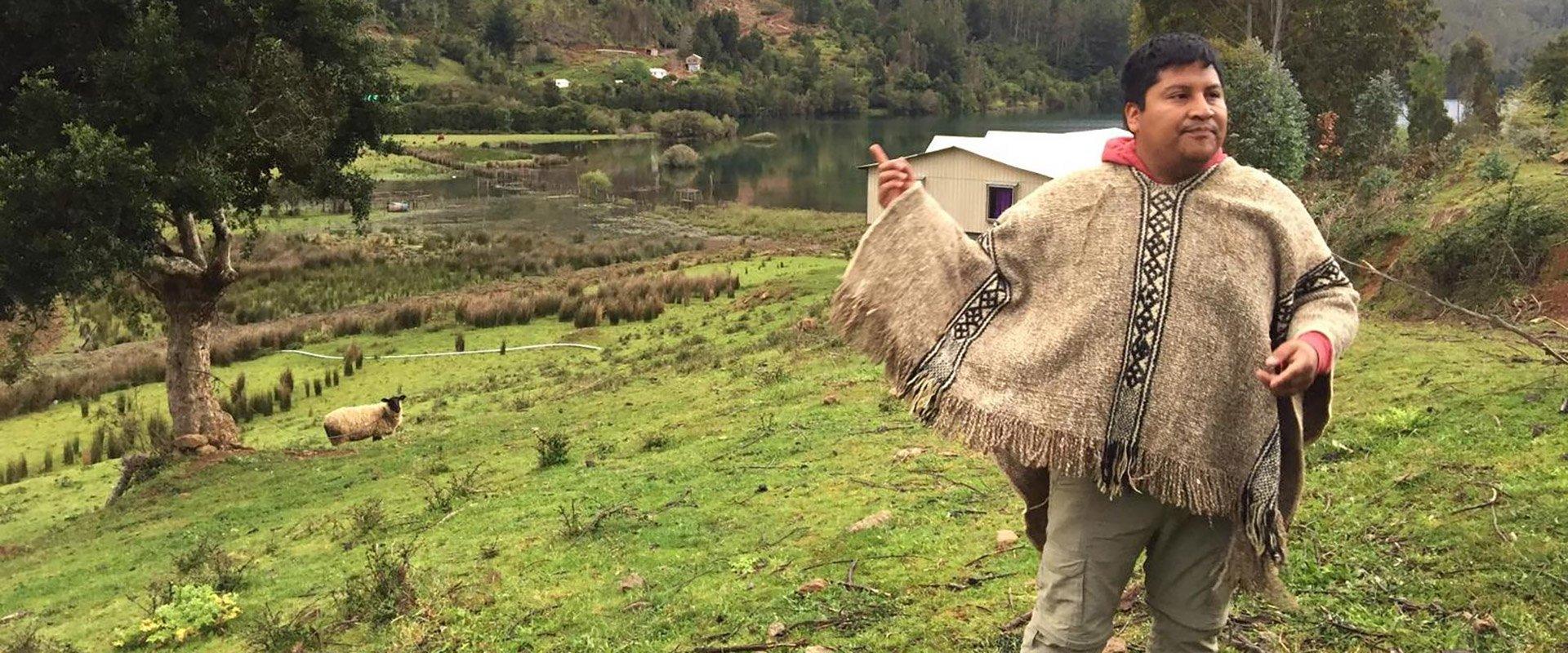 chili indigène mapuche hôte immersion habitant
