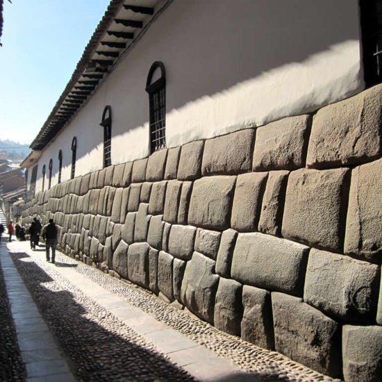 pérou cuzco ruelle