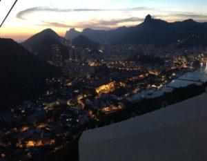 Bresil Rio de Janeiro panorama