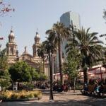 Chili Santiago capitale centre cathédrale visite guidée