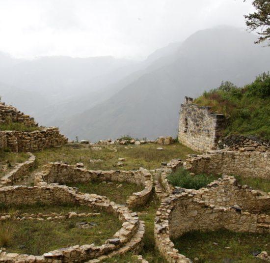 pérou chachapoyas vestiges archéologiques ruines